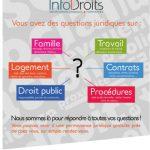 Affiche Infodroits Dordogne