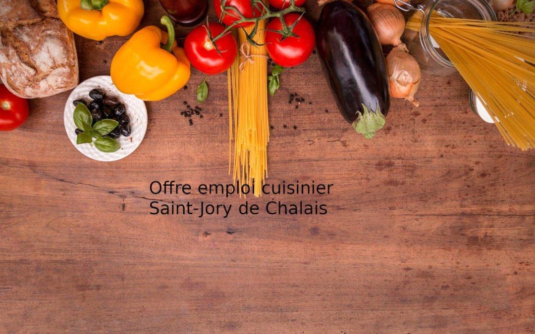 Offre emploi : Cuisinier Institut Paul Wilhem – Mecs ADSEA 24 à Saint-Jory de Chalais