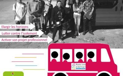 Nous sommes Lauréat du budget participatif de la Dordogne