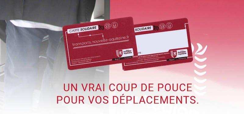 Un vrai coup de pouce pour le déplacement des jeunes en Nouvelle Aquitaine